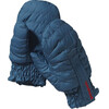 Patagonia Baby Puff Mitts Glass Blue